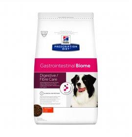 Hill's prescription diet cane gastrointestinal biome digestive/fibre care al pollo da 10 kg