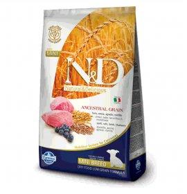 Farmina n&d delicious low grain cane puppy mini con agnello mirtillo da 800 gr