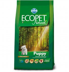 Farmina ecopet natural puppy mini al pollo da 2,5kg