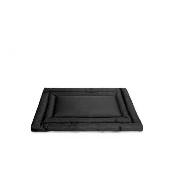 Fabotex cuscino rettangolare 90 x 60 cm nero