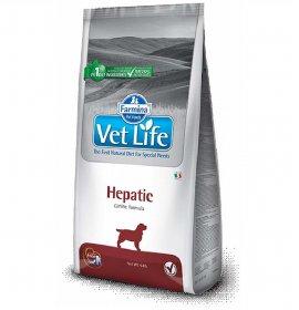 Farmina vet life cane hepatic da 12 kg