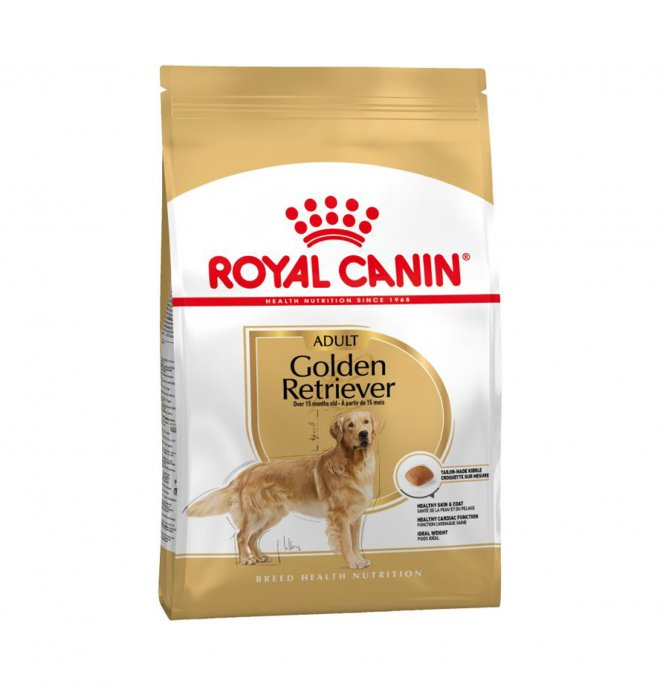 Royal canin cane breed golden retriever adult da 12 kg