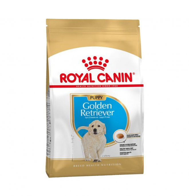 Royal canin cane breed golden retriever puppy da 12 kg