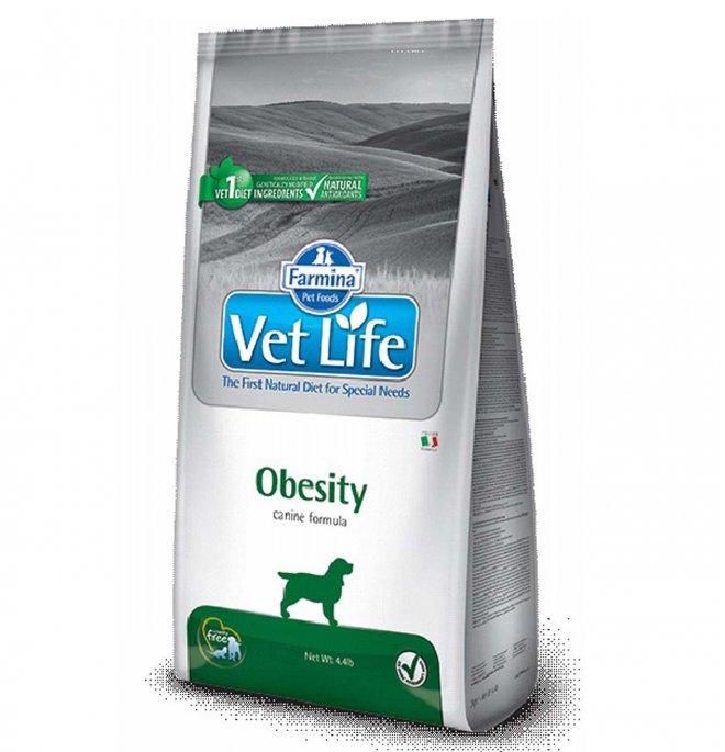 Farmina vet life cane obesity da 2 kg