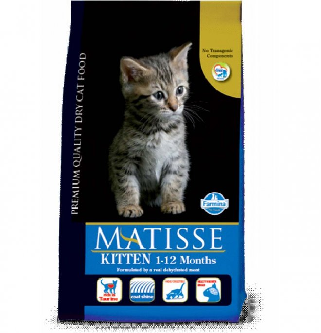 Farmina matisse gatto kitten 1- 12 mesi da 10 kg