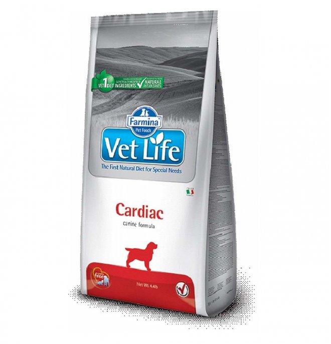Farmina vet life cane cardiac da 2 kg