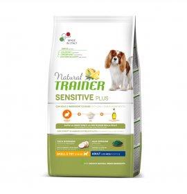 Trainer cane adult small & toy sensitive no gluten con coniglio da 7 kg