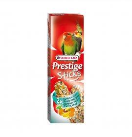 Versele laga snack volatili prestige stick frutta tropicale da 140 gr 2 pezzi
