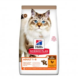 Hill's science plan gatto adult no grain al pollo da 1,5 kg