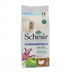 Agras schesir cane natural selection medium e large al tacchino da 9,6 kg