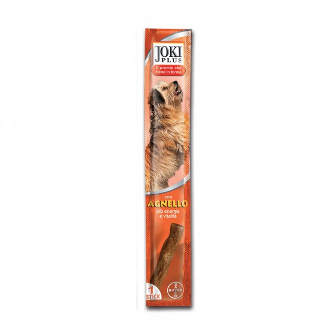 Bayer cane snack joki plus all' agnello da 12 gr