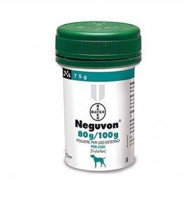 Bayer cane antiparassitario neguvon polvere da 80g 100g
