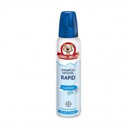 Bayer cane shampoo rapid classico da 300 ml