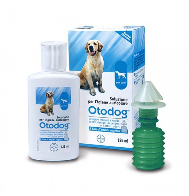 Bayer cane otodog detergente auricolare da 125 ml