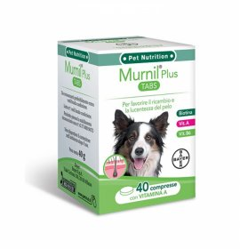 Bayer cane vitamine murnil tabs da 40 capsule