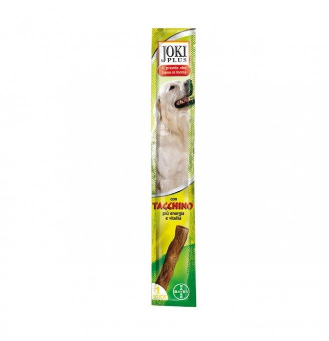 Bayer cane snack joki plus al tacchino da 12 gr