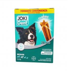 Bayer cane snack joki plus dent starbar megapack taglia media grande da 4 x 210 gr
