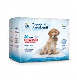 Bayer cane tappetini assorbenti 60 x 90 cm da 30 pezzi