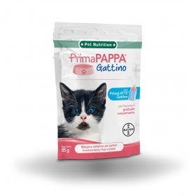 Bayer gatto prima pappa gattino da 85 gr