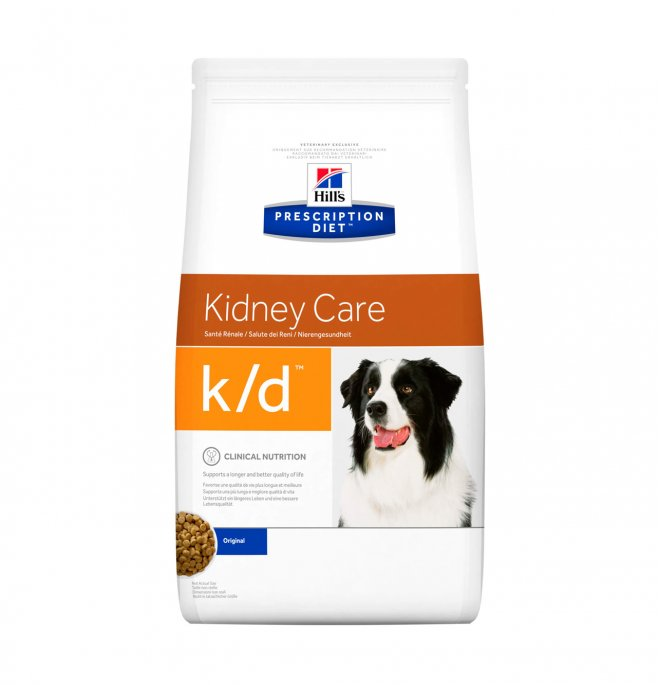 Hill's prescription diet cane k/d da 12 kg