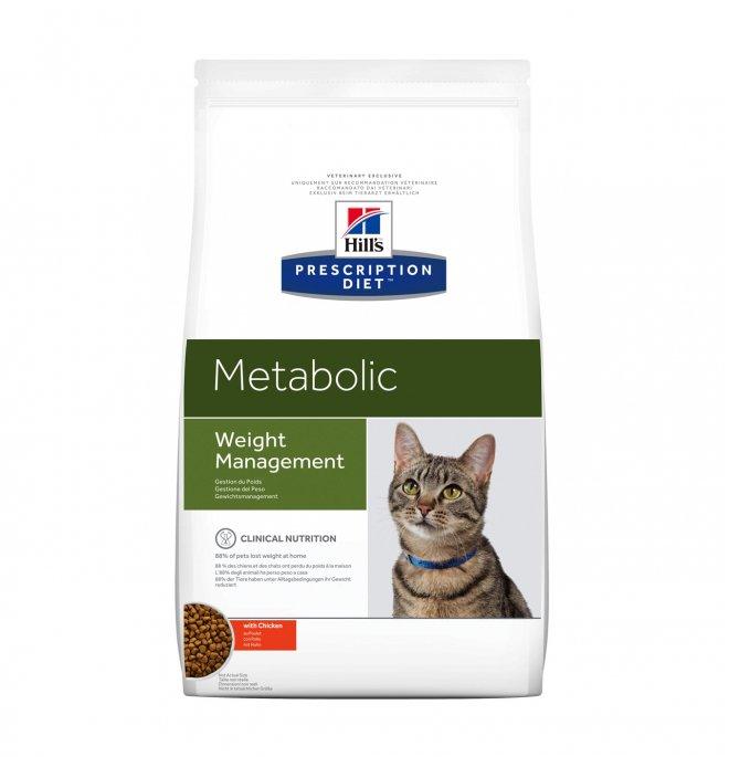 Hill's prescription diet gatto metabolic da 1,5 kg