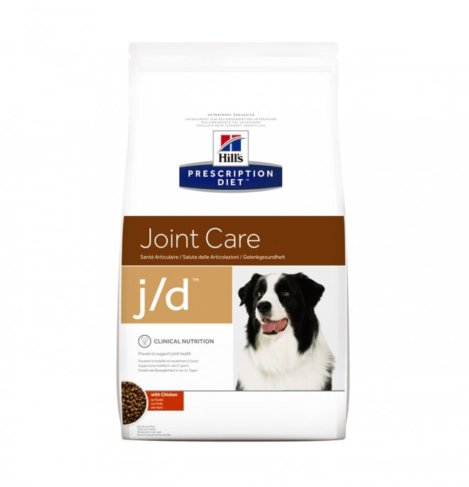 Hill's prescription diet cane j/d da 2 kg