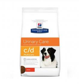 Hill's prescription diet cane c/d da 2 kg