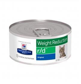 Hill's prescription diet gatto r/d da 156 gr in lattina