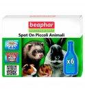 Beaphar spot-on piccoli animali 6 pipette