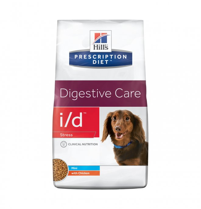 Hill's prescription diet cane i/d mini stress digestive care da 1,5 kg