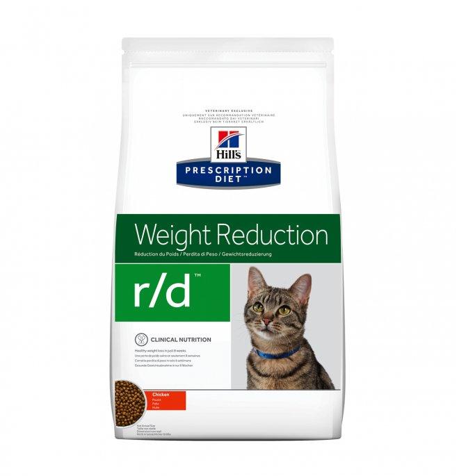 Hill's prescription diet gatto r/d da 1,5 kg