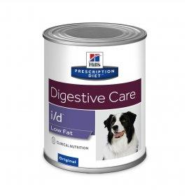 Hill's prescription diet cane i/d low fat da 360 gr in lattina