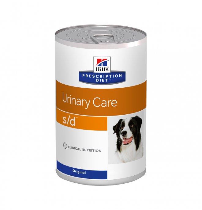 Hill's prescription diet cane s/d da 370 gr in lattina