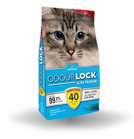 Intersand gatto lettiera agglomerante odourlock da 12 kg