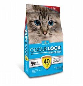 Intersand gatto lettiera agglomerante odourlock da 6 kg