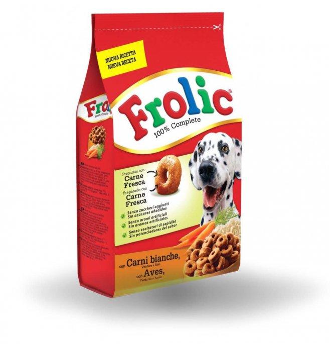 Frolic cane complete carni bianche 1,5 kg