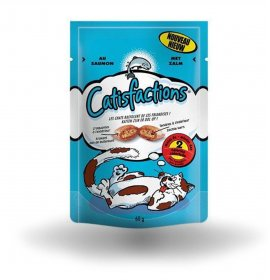 Catisfaction gatto al salmone da 60 gr