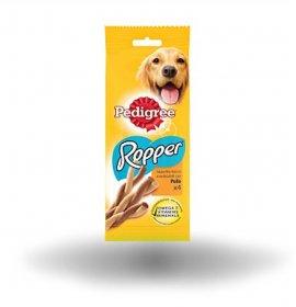 Pedigree cane snack ropper pollo 4 pezzi da 70 gr