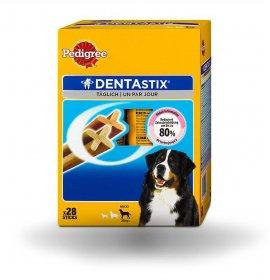 Pedigree cane snack dentastix large multipack 21 + 7 pezzi omaggio da 1080 gr