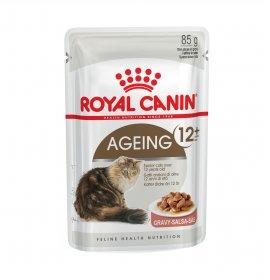 Royal canin gatto ageing + 12 gravy da 85 gr in busta