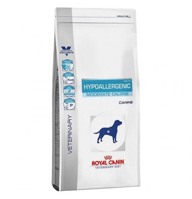 Royal canin cane diet hypoallergenic (mod.c) da 1,5 kg
