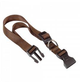 Ferplast cane collare club c 15 / 44 marrone