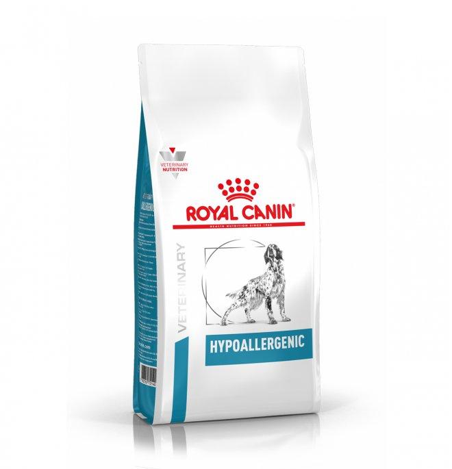 Royal canin cane diet hypoallergenic da 2 kg
