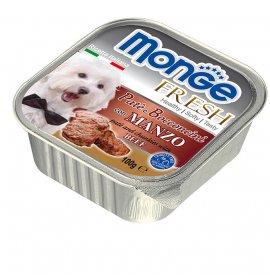 Monge cane fresh al manzo...