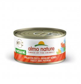 Almo nature gatto legend con pollo e zucca da 70 gr in lattina