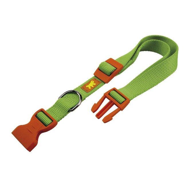 Ferplast cane collare club c 15 / 44 verde