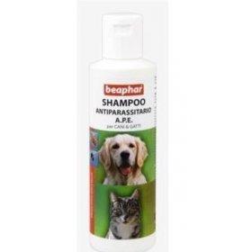 Beaphar shampoo...