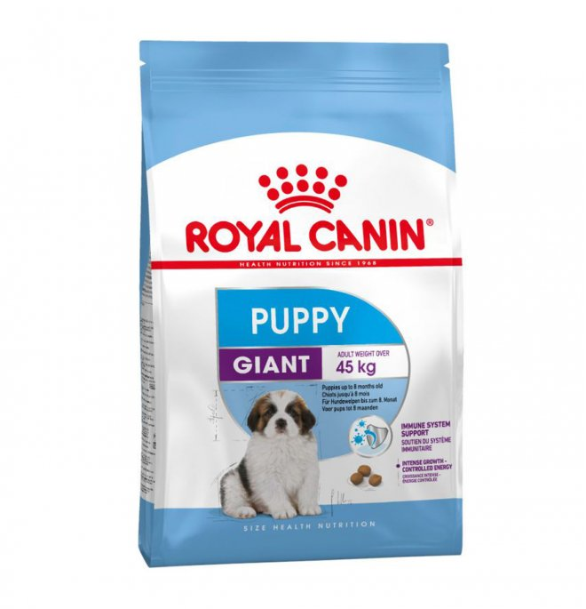 Royal canin cane puppy giant da 15 kg