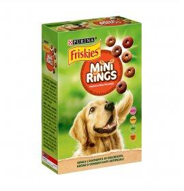 Purina friskies snack cane biscuit mini ring da 500 gr