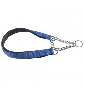 Ferplast cane collare a semistrangolo daytona css 20 / 55 blu